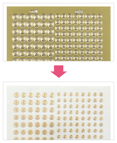 ロココシール規格変更