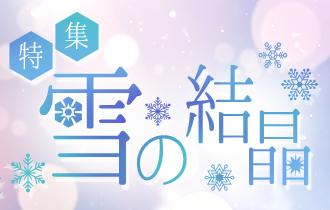 雪の結晶特集